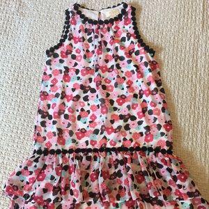 NWOT Kate Spade NY Girls Blooming Flower Dress